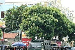 Thanh Hóa: Huy động hàng chục cảnh sát tới biển Hải Tiến ngăn chặn xô xát giữa 2 nhà hàng