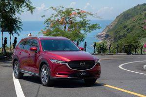 Mazda CX-8 ra mắt tại Việt Nam, giá bán từ 1,1 tỉ đồng