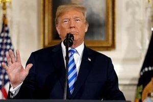 Quyết áp lệnh trừng phạt bổ sung Iran, ông Trump nói gì?