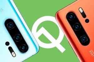 Hé lộ những smartphone Huawei được lên Android Q
