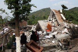 Lại động đất ở Tứ Xuyên (Trung Quốc), nhiều người bị thương