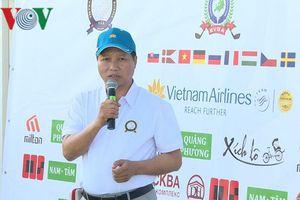 Giải Golf 'Việt Nam và những người bạn 2019' tại Nga