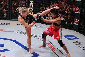 Clip: Những pha knock-out 'nhanh như chớp' tại MMA trong năm 2019