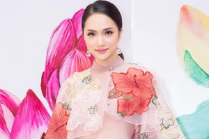 Hoa hậu Hương Giang bất ngờ thay avatar cực 'gắt' khiến fan xôn xao đồn đoán