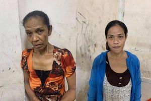 TP.HCM: Bắt giữ 2 'nữ quái' trộm cắp tài sản ở phố Bùi Viện