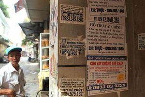 Chấn chỉnh tình trạng quảng cáo rao vặt sai quy định