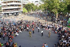 Hà Nội tổ chức hàng loạt sự kiện kỷ niệm 20 năm 'Thành phố vì hòa bình'