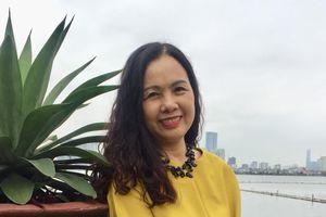Nhà văn Thùy Dương: Cuộc sống có bao giờ toàn màu hồng?