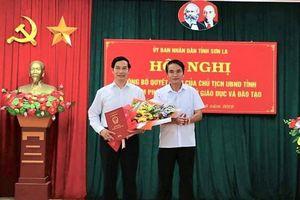 Sau gian lận điểm, Sơn La có thêm 1 lãnh đạo Sở Giáo dục