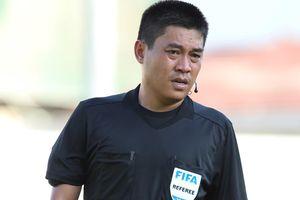 Trọng tài FIFA Việt Nam ngất xỉu tại buổi kiểm tra thể lực