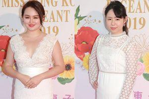 Thí sinh cuộc thi Hoa hậu Hong Kong 2019 gây thất vọng về nhan sắc