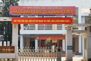 Trước kỳ thi THPT, Sơn La điều bí thư huyện phụ trách Sở GD&ĐT
