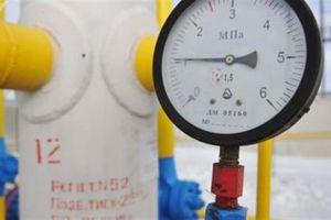 Khí đốt đang bóp nghẹt Ukraine