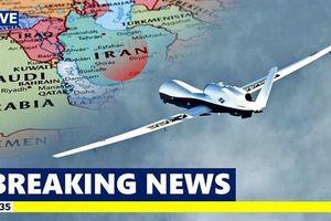 Mỹ tố Iran gây nhiễu trước khi bắn hạ MQ-4C Triton