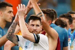 Messi: 'Đây chỉ là khởi đầu của một danh hiệu lớn'
