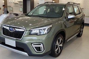 Cận cảnh Subaru Forester 2019 từ 990 triệu tại Việt Nam