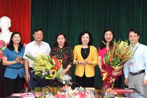 Thành ủy Hà Nội điều động, phân công 2 lãnh đạo Ban, ngành