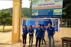 Thanh Hóa huy động 2.100 đoàn viên thanh niên tiếp sức mùa thi
