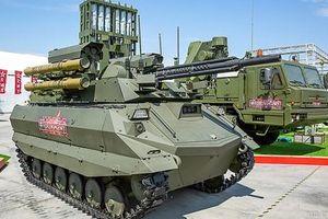 Chiêm ngưỡng dàn khí tài 'khủng' của Nga tại triển lãm quân sự Army-2019