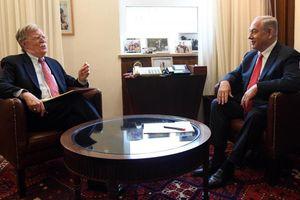Israel nhấn mạnh lập trường về thỏa thuận hòa bình với Palestine do Mỹ đề xuất