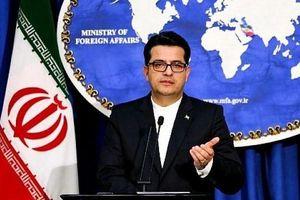 Iran chỉ trích cáo buộc của Anh liên quan vụ tấn công tàu chở dầu ở Vịnh Oman