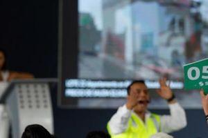 Mexico đấu giá Bất động sản của các trùm buôn ma túy
