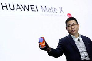 Huawei Mate X vẫn sẽ chạy Android, phát hành trễ nhất vào tháng 9