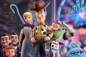 'Toy Story 4': Quá khứ bị ruồng bỏ và khát vọng hạnh phúc của món đồ chơi