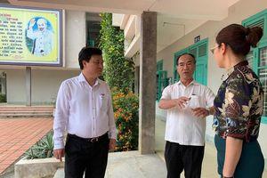 Thi THPT quốc gia 2019: Bộ GD-ĐT cử thanh tra cắm chốt tại Sơn La, Hòa Bình