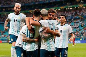Đánh bại Qatar, Argentina giành vé vào tứ kết Copa America 2019