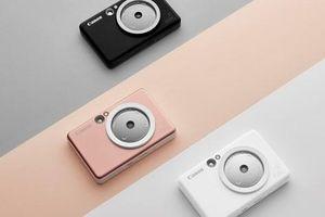 Siêu tiện lợi với máy ảnh chụp và in liền của Canon