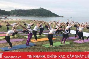Người trẻ Hà Tĩnh sống lành mạnh với Yoga, Eat clean và hoạt động xã hội