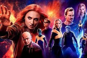 'X-Men: Dark Phoenix' bị ngừng chiếu tại nhiều phòng vé