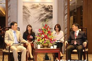 Tăng cường hợp tác hiệu quả với tỉnh Quảng Đông của Trung Quốc