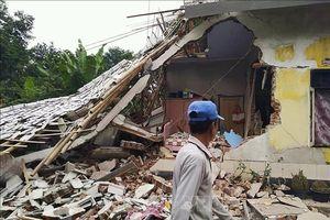 Động đất cường độ 6,1 tại Indonesia