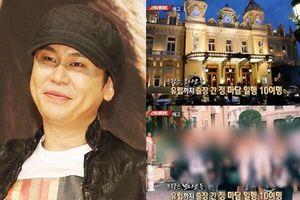 NÓNG: MBC tung bằng chứng bố Yang tổ chức 'sex tour' trá hình từ châu Âu đến Hàn cho đại gia Malaysia và 10 gái mại dâm