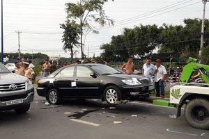 Đồng Nai: Khởi tố, bắt tạm giam 3 người trong vụ giang hồ 'vây' ô tô chở công an