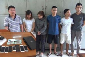 Thanh Hóa: Triệt xóa đường dây đánh bạc với số tiền gần 30 tỷ đồng