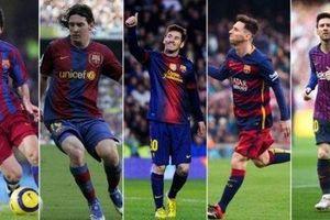 Messi tròn 32 tuổi và những cột mốc đáng chú ý qua nhiều năm
