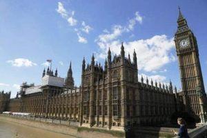 Thông tin mới từ Quốc hội Anh sau vụ báo cháy