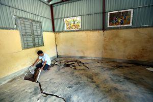 Điện Biên: Cấp thiết di dời người dân ra khỏi vùng nguy cơ sạt lở