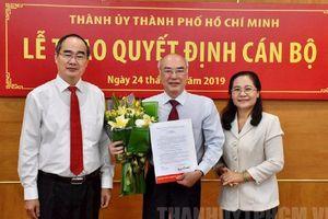 TP.HCM có tân Trưởng ban Tuyên giáo Thành ủy