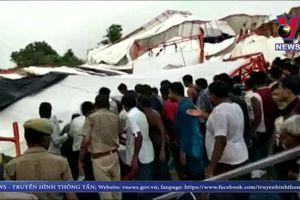 Sập rạp gây thương vong lớn tại Ấn Độ