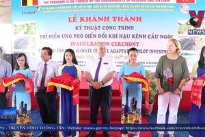 Ninh Thuận mở rộng và kiên cố hóa kênh cầu Ngòi