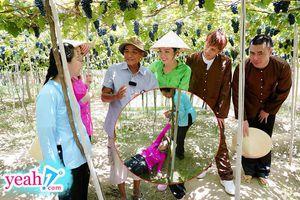 Lâm Vỹ Dạ, Puka đụng độ Gin Tuấn Kiệt, Dương Lâm thi làm nông dân hái nho đến ngã nhào xuống đất