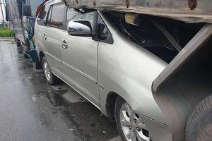 TP.HCM: Tai nạn liên hoàn giữa 4 phương tiện trên quốc lộ 1