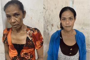 TP.HCM: Bắt giữ hai nữ đối tượng cướp giật tài sản trên phố đi bộ Bùi Viện