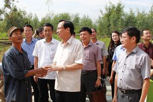 Quảng Bình: Tập trung ưu tiên các nguồn lực cho giảm nghèo bền vững