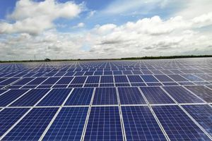 Bamboo Capital khánh thành nhà máy năng lượng mặt trời hơn 1.000 tỷ đồng