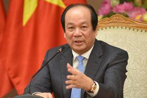 Bộ trưởng Mai Tiến Dũng: 'Từ bỏ quyền lợi dù không dễ cũng phải làm'